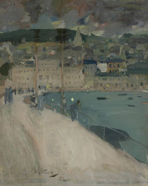 Wall Art - Painting - Oban by James Guthrie
