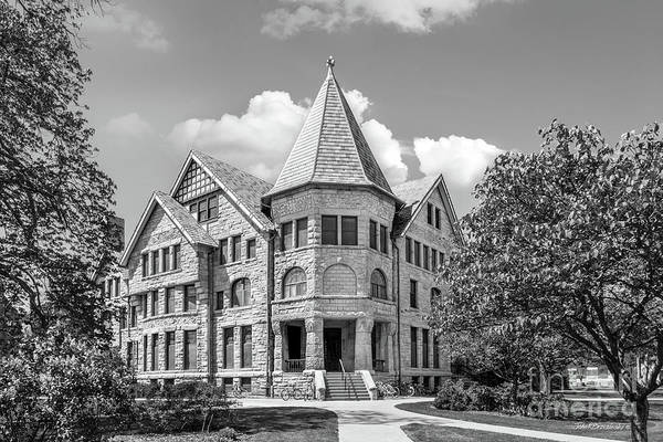 Photograph - Oberlin College Talcott Hall by University Icons
