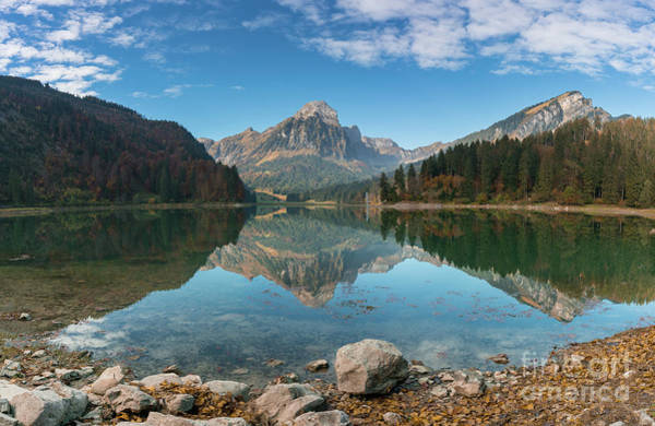 Swiss Alps Wall Art - Photograph - Obersee by DiFigiano Photography