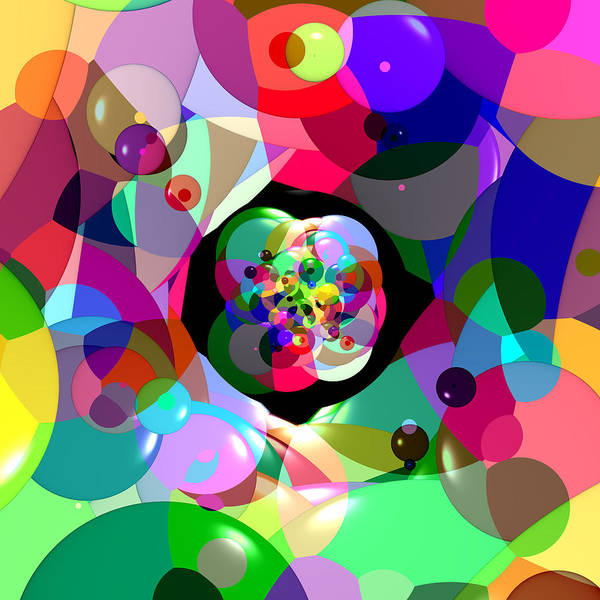 Digital Art - Observidly by Andrew Kotlinski