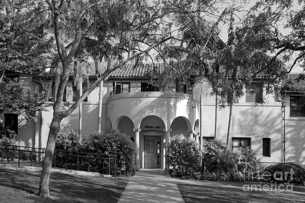 Neighborhood Photograph - Occidental College Erdman Hall by University Icons