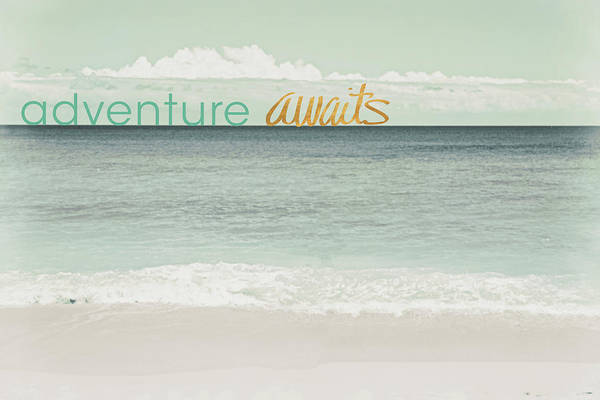 Wall Art - Painting - Ocean Adventures I by Susan Bryant