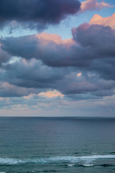 Photograph - Ocean And Clouds by Uncle Arny