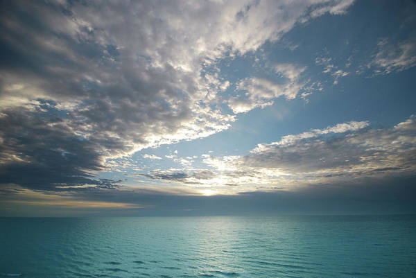 Spirituality Photograph - Ocean And Sky by Sstop