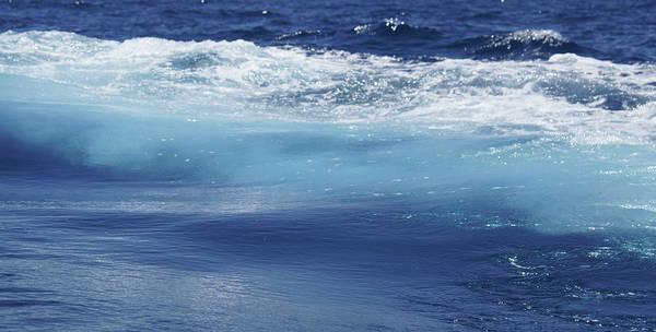 Wall Art - Photograph - Ocean Blue 1 by Art Spectrum