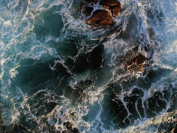 Photograph - Ocean by Christopher Johnson