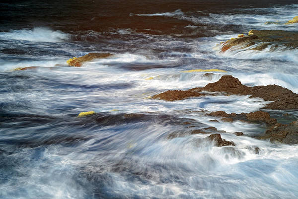 Wall Art - Photograph - Ocean Churning by Jon Glaser