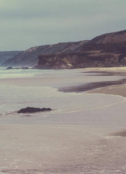 Photograph - Ocean Coast II by Anne Leven