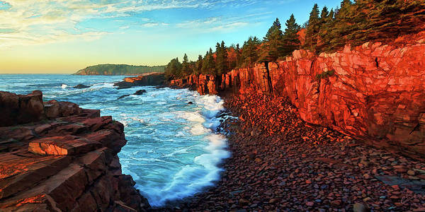 Wall Art - Photograph - Ocean Energy by ABeautifulSky Photography by Bill Caldwell