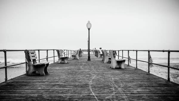Photograph - Ocean Grove Pier 1 by Steve Stanger