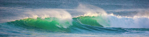 Photograph - Ocean Mist 36x9 Crop by Anthony Jones