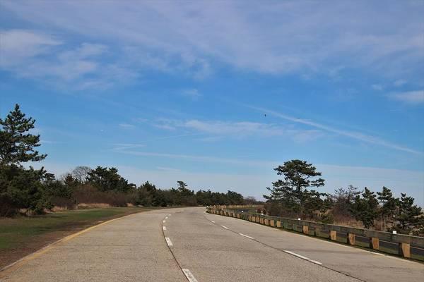 Photograph - Ocean Parkway by Karen Silvestri