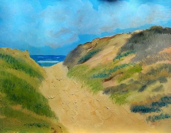 Painting - Ocean View by George Dalton
