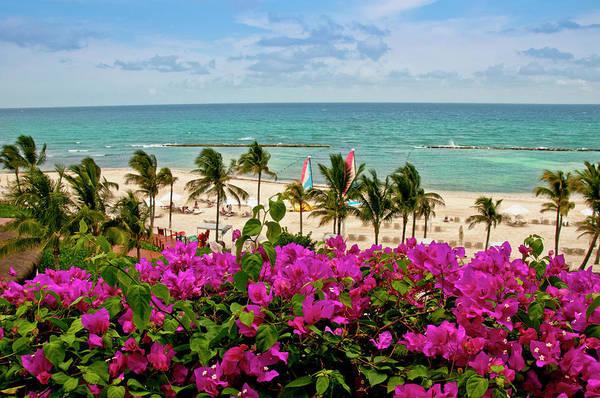 Quintana Roo Photograph - Ocean View, Playa Del Carmen, Quintana by Steve Bly