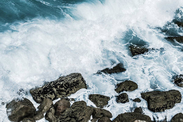 Photograph - Ocean View V by Anne Leven