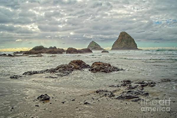 Photograph - Oceanside Beach by Craig Leaper