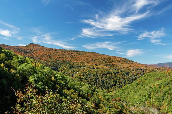 Photograph - October Morning In The Catskills by Jeff Severson