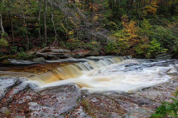 Photograph - October Morning On The Peterskill by Jeff Severson