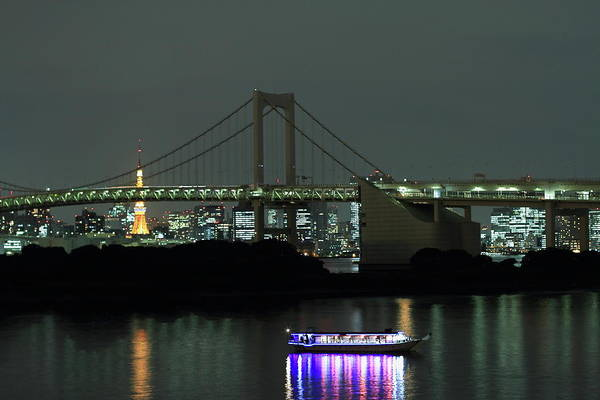 Wall Art - Photograph - Odaiba by Cap5656