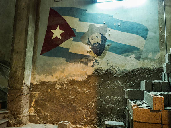 Photograph - Ode To Cuba by Robin Zygelman