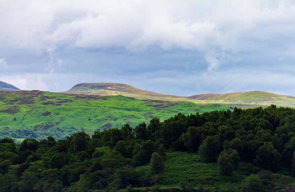 Nature Wall Art - Photograph - Of Scottish Landscapes by Iordanis Pallikaras