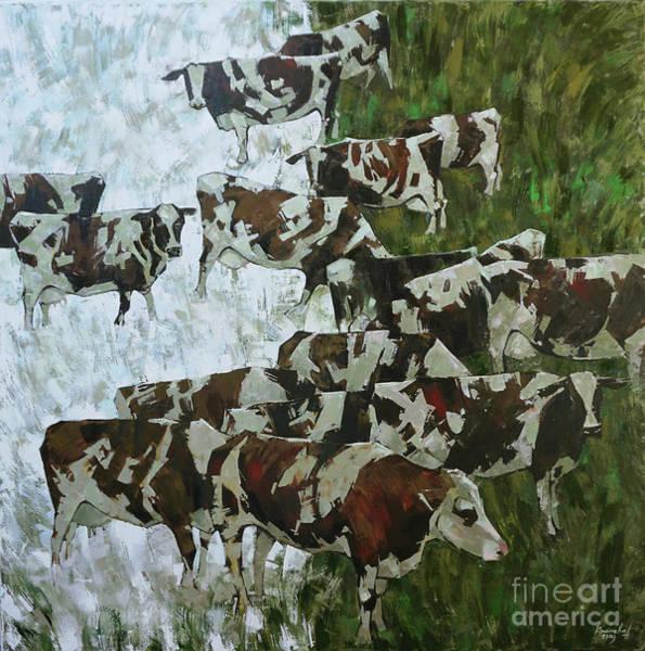 Wall Art - Painting - Off-season by Anastasija Kraineva