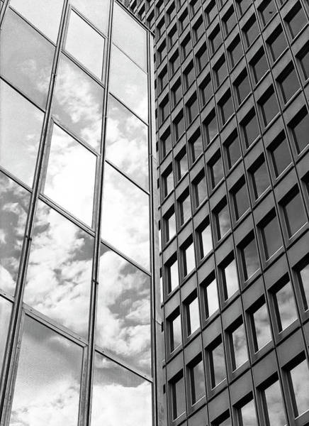 Photograph - Office Buildings by Björn Neumann