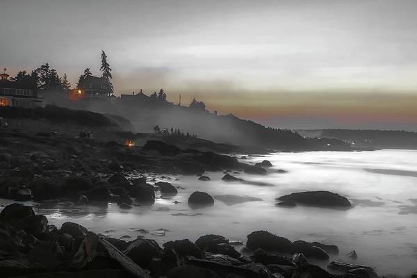 Wall Art - Photograph - Ogunquit Maine Coast by Daniel Hagerman