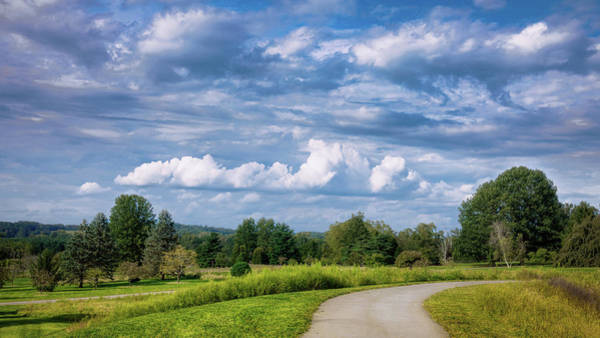 Cloudy Photograph - Oh What A Beautiful Day by Tom Mc Nemar