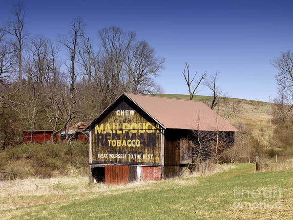 Photograph - Ohio Barn, 2009 by Carol Highsmith