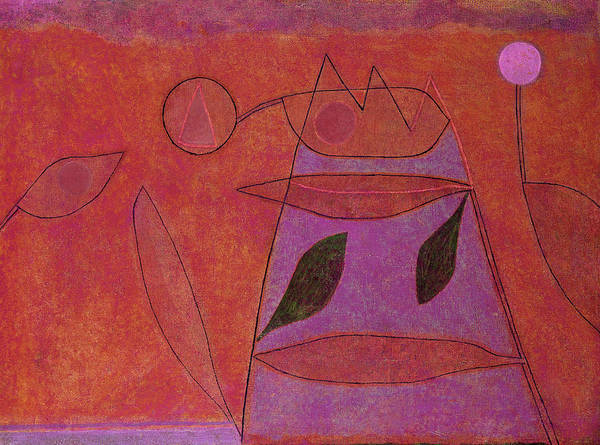 Wall Art - Painting - Ohne Titel, 1933 by Paul Klee