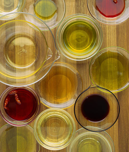 Wall Art - Photograph - Oils And Vinegars by Georgia Glynn Smith