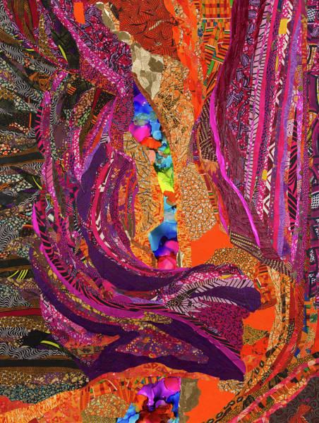 Tapestry - Textile - Oju Olurun IIi by Apanaki Temitayo M
