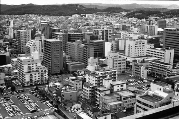 Okayama Prefecture Photograph - Okayama City by Tdubphoto