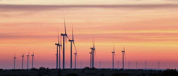 Photograph - Oklahoma Windmills by JC Findley
