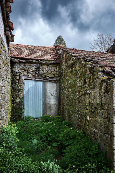 Photograph - Old Abandoned House In Bainte by Fine Art Photography Prints By Eduardo Accorinti