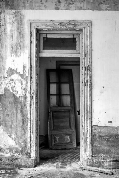 Wall Art - Photograph - Old Abandoned House Interior by Juan Vazzana