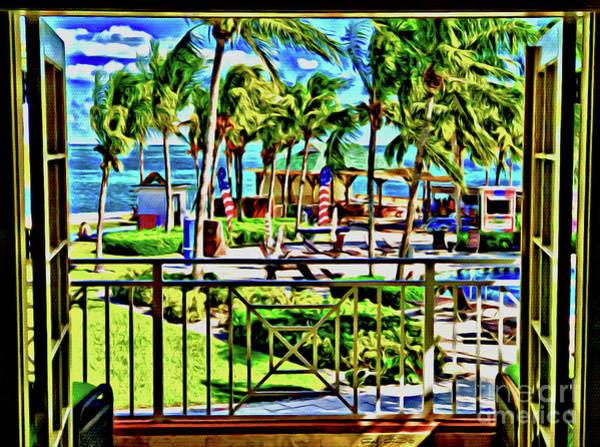 Wall Art - Photograph - Old Bahama Bay by Carey Chen