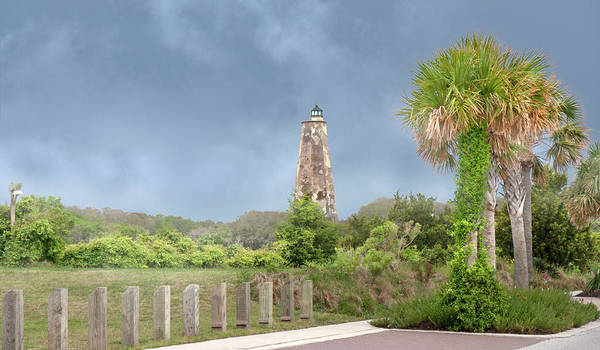 Wall Art - Photograph - Old Baldy Lighthouse Bald Head Island by Betsy Knapp