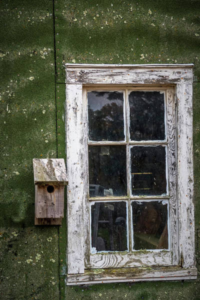 Wall Art - Photograph - Old Barn Window by Paul Freidlund