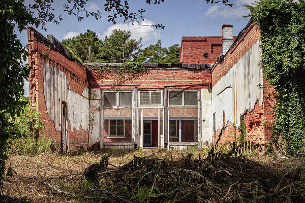 Photograph - Old Brick Building by Randy Bayne