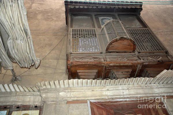 Wall Art - Photograph - Old Cairo Balcony by Andrea Simon