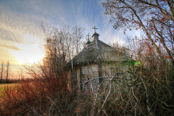 Photograph - Old Calder Church by Ryan Crouse
