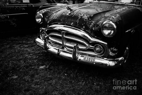 Photograph - Old Cars Goshen by Edward Fielding