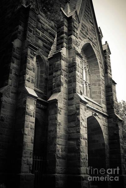 Photograph - Old Church Washington Dc by Edward Fielding