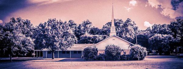 Wall Art - Photograph - Old Country Church  by Edward Garey