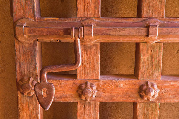 Wall Art - Photograph - Old Door, Death Valley National Park by Russ Bishop