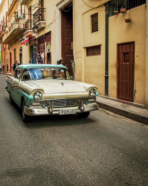 Photograph - Old Ford by Laura Hedien