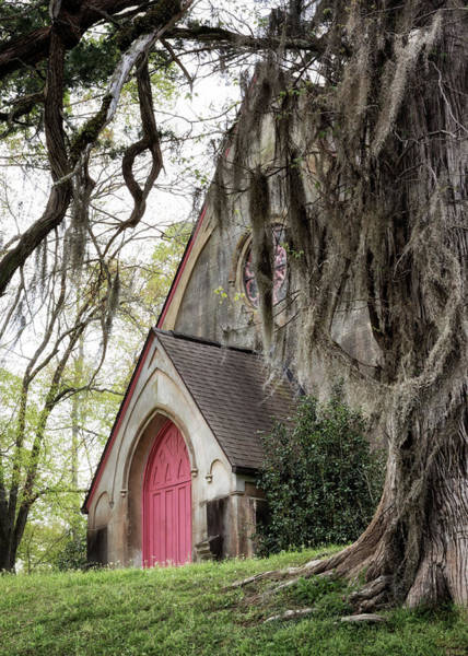 Photograph - Old Gothic Church by Susan Rissi Tregoning