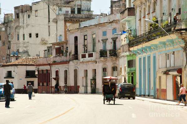 Wall Art - Photograph - Old Havana - Cuba by Adwo